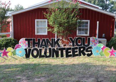 Shining Hope Farms Volunteer Event