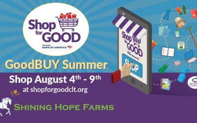 It's time to Shop for Good CLT!