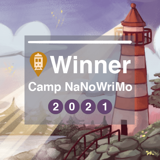 Camp Nanowrimo July 2021 Winner