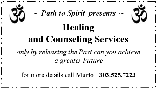 Healing & Counseling Services