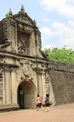 A Day in Intramuros: Little Kyle's First Historical Tour