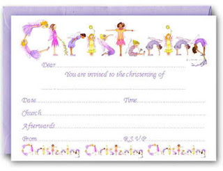 Christening Invitations Cards: Where to Find Them