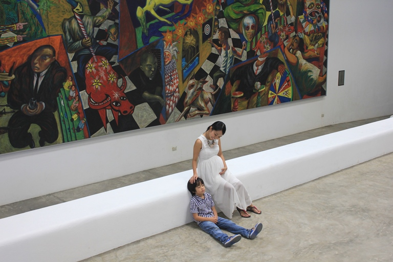 pinto museum kid