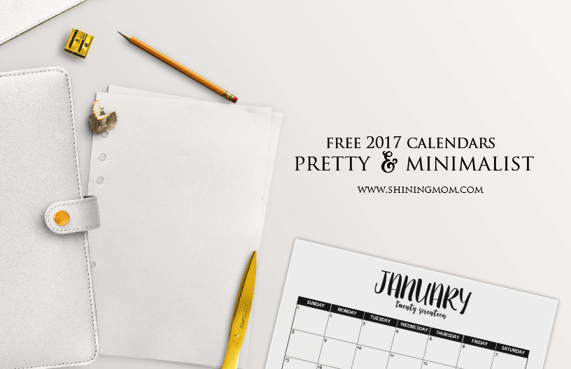 free-monthly-calendars-2017