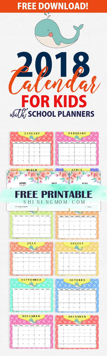 free printable kids