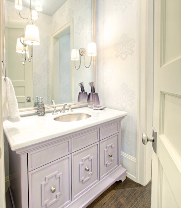 Lavender Love Shining on Design