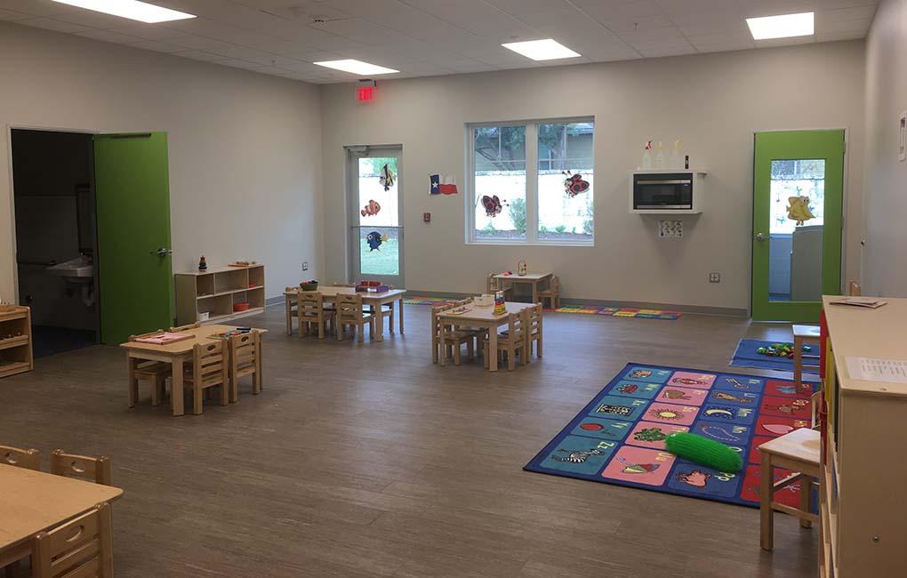 Shining Stars Montessori School Classroom 2