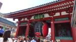 東京観光にSONY RX100IVを使って撮ってみました。東京・浅草寺。
