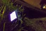 RX100IVで長時間露光も気軽に撮影。手軽に本格的な撮影手法も試せる。