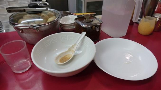 博多天神 つけ麺