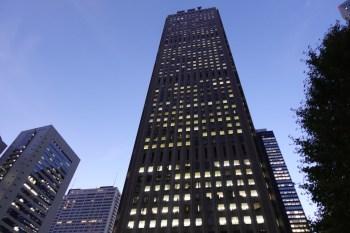 新宿センタービル