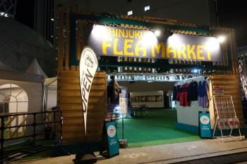 SHINJUKU FLEA MARKET