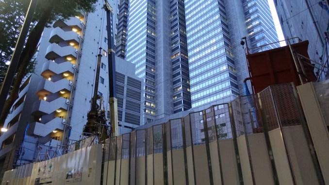 (仮称)西新宿三丁目計画