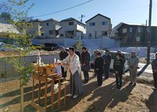 犬山市北別祖にてカーサカリーナ建設!