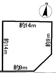 土地1,100万円 犬山市 長者町