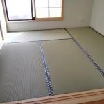 大正区平尾にお住まいのお客様宅の畳の新調入替え〜