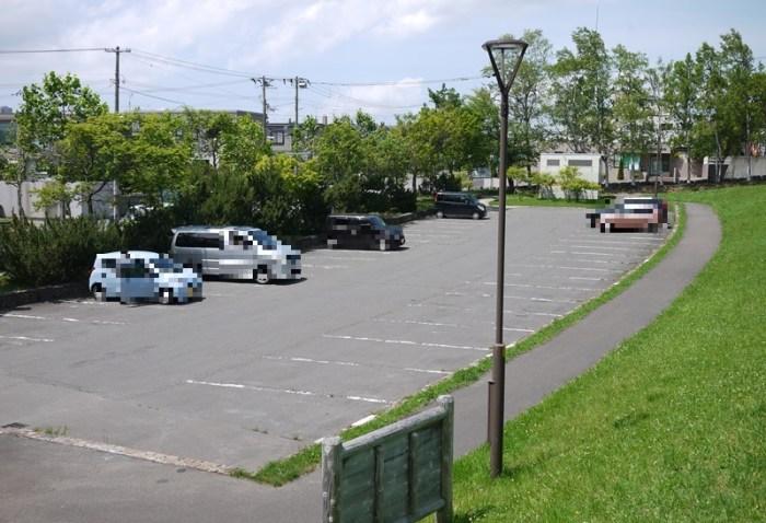 熊の沢公園(札幌市厚別区もみじ台)