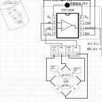 【8月26日】ひずみゲージ用オペアンプLT1167配線完了_中華ロードセル採用