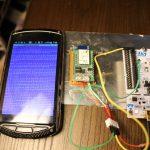 【L-RTK】RTK_スマホモニターPgm作り始めました<BlueTooth通信UBXシミュレータ作った>