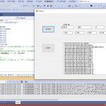 【VB.NET】7CH移動平均モジュール作ってみた<表示間隔は30msec以上必要>