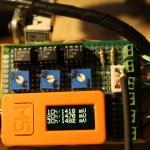 【M5】M5StickC_3CHひずみアンプ基板作った<GPIO32,33,36フルで使う>