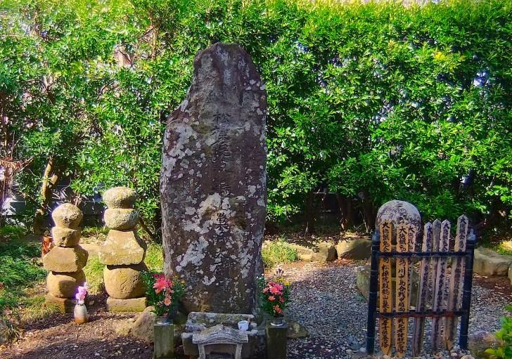 武田信繁の墓