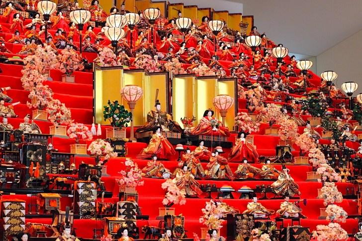 世界の民俗人形博物館