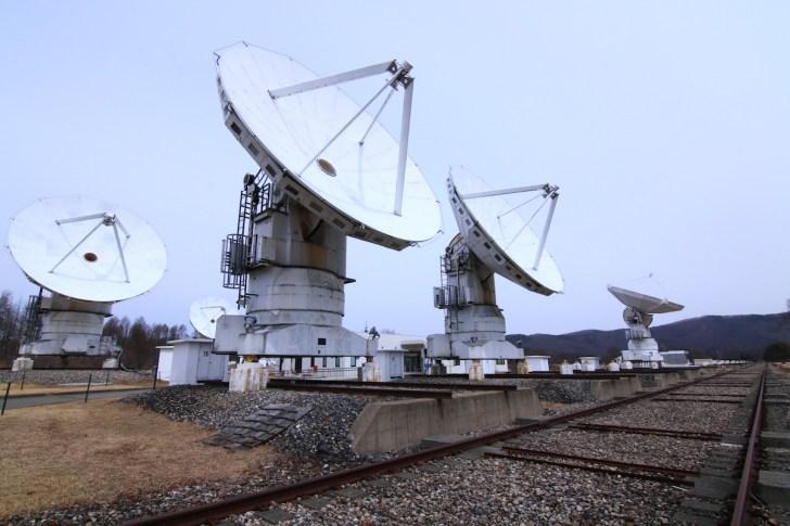 国立天文台野辺山宇宙電波観測所