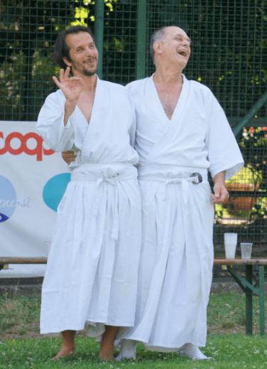 Gianni e Alain
