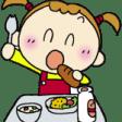 食育女の子