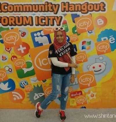 Forum ICITY : Forum Berbasis Solusi