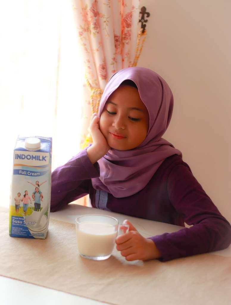 Gurihnya Susu UHT Tanpa Garam