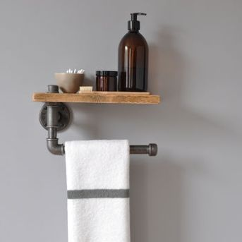 NOTH industrial towel rail