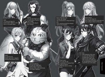 Vol 5 Main Characters