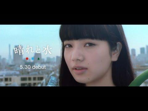 小松菜奈CM 画像