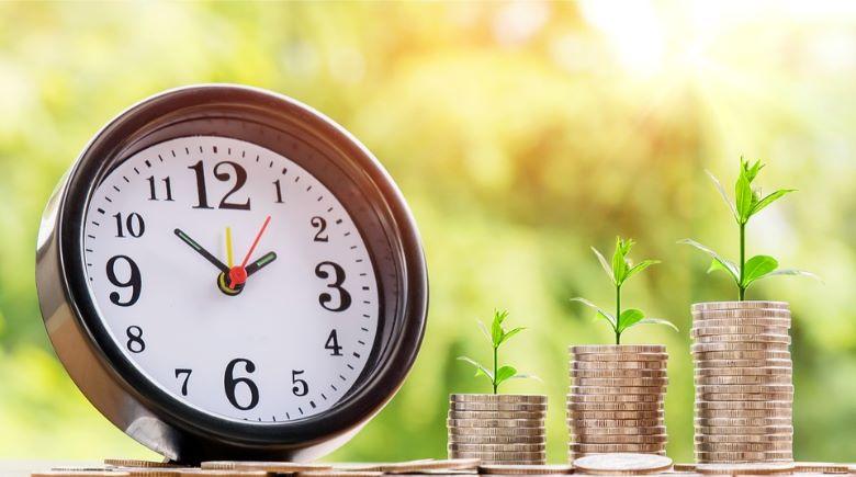 時間が経つにつれて収入も増えて行く