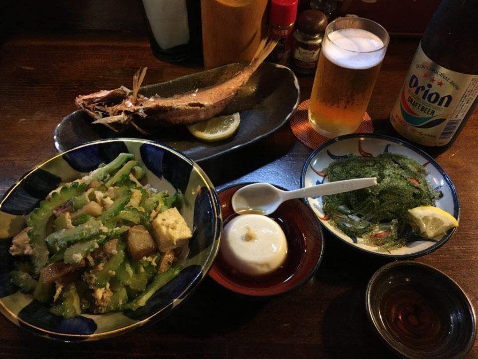 沖縄のディナースポット