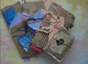 Trash Junk Journals