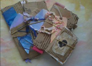Trash Junk Journals