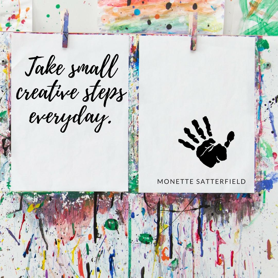 Three Easy Ways to Be More Creative Everyday
