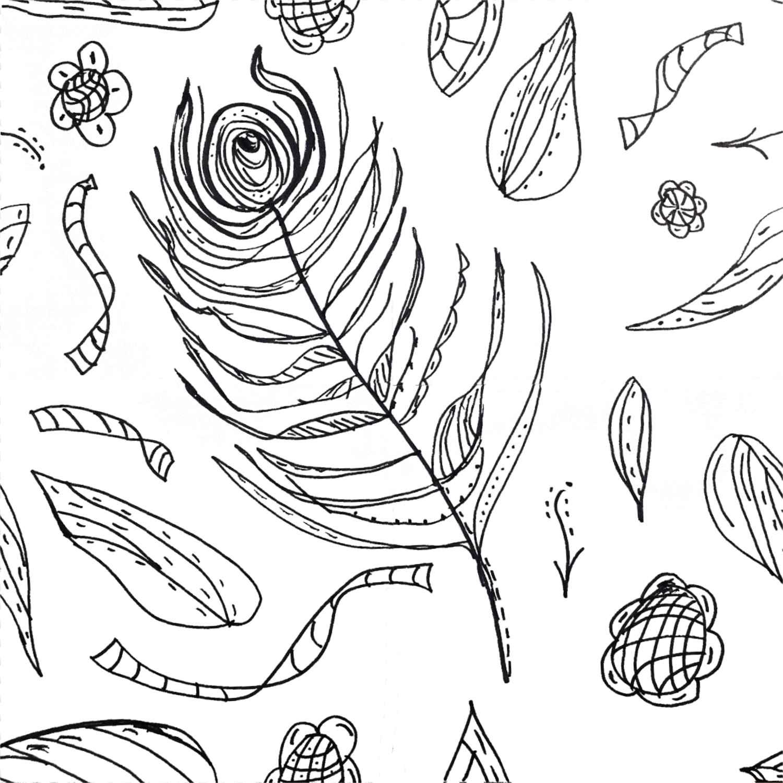 Surface Pattern Design – Old School