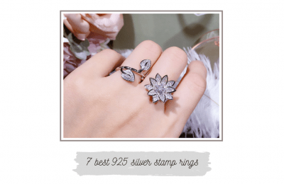 7 best 925 silver stamp rings
