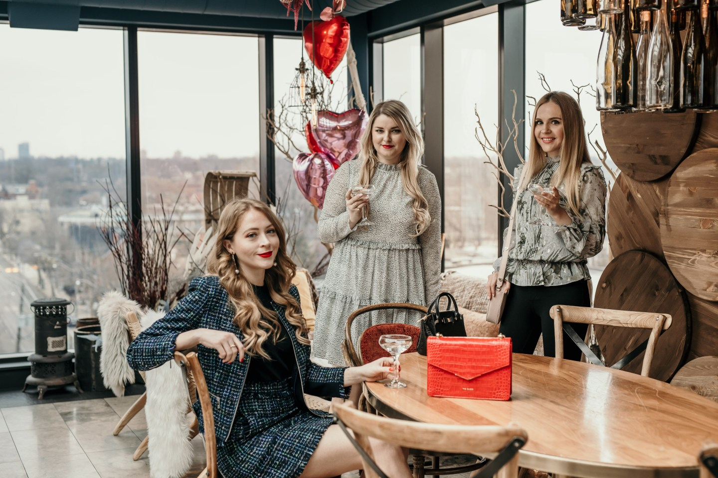 What To Wear For Galentines Brunch