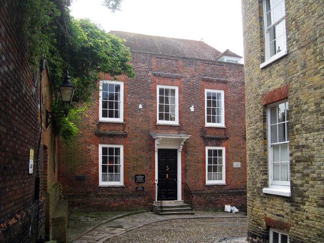 Lamb House Rye
