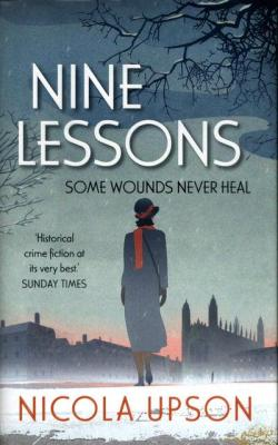 Nine Lessons by Nicola Upson