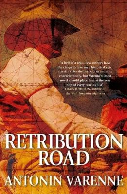 Retribution-Road antonin varenne