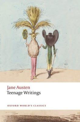 Teenage writings Jane austen
