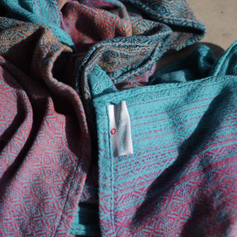 cabana_under_the_eclipse_starflower_blue_handwoven_machine_woven_babywearing_low_cost_budget_woven_wrap_america_14