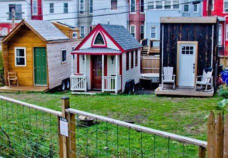 Small House Communities Shiny Tiny Mansion