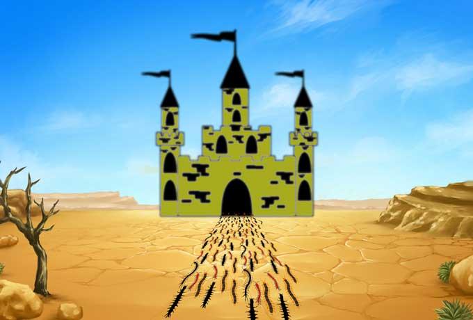 茎王子様の城